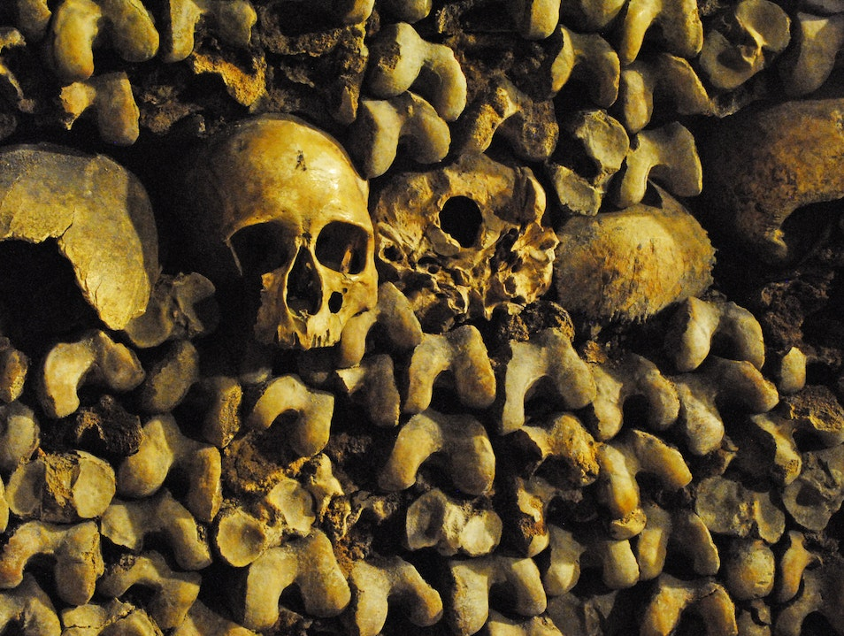 Catacombs: Paris' Underground Cemetery Paris  France