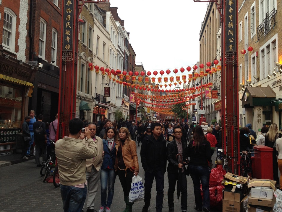 Fill Your Boots in Chinatown London  United Kingdom