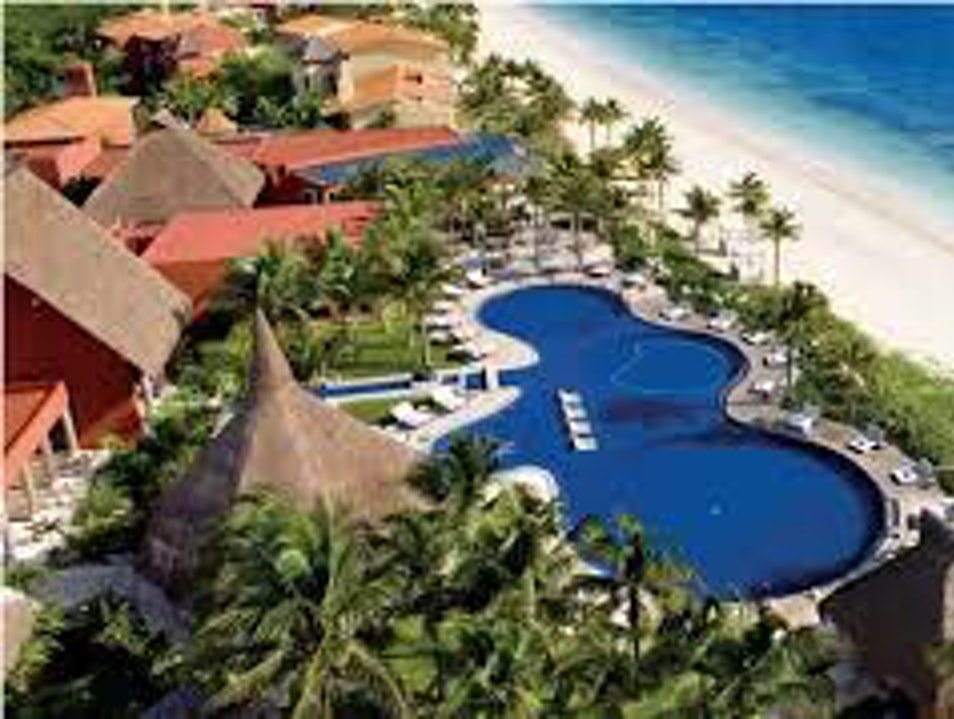 Luxury Resort Along the Great Maya Reef Quintana Roo  Mexico