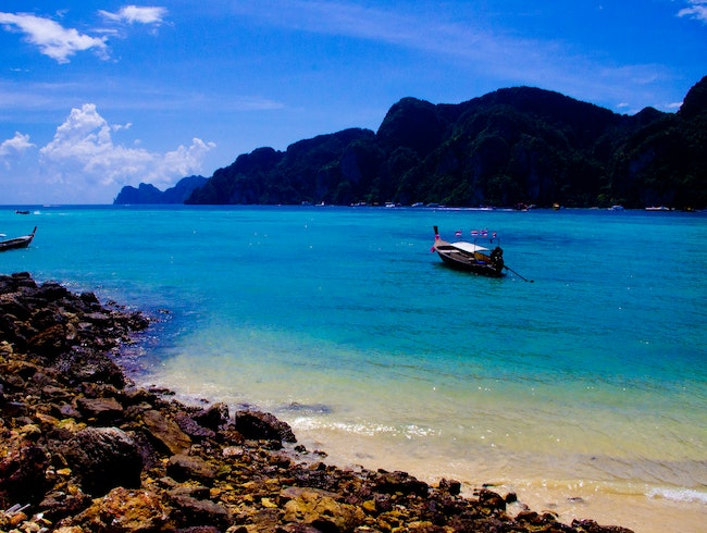 Phi Phi Sunset & Snorkle Tour