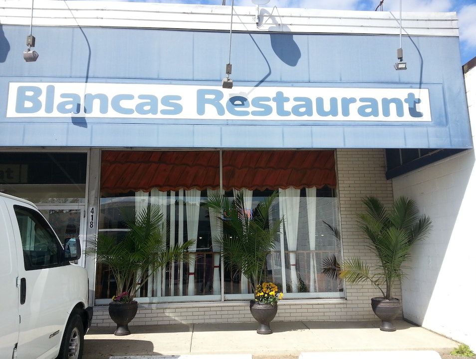 Blanca's Restaurant  Falls Church Virginia United States