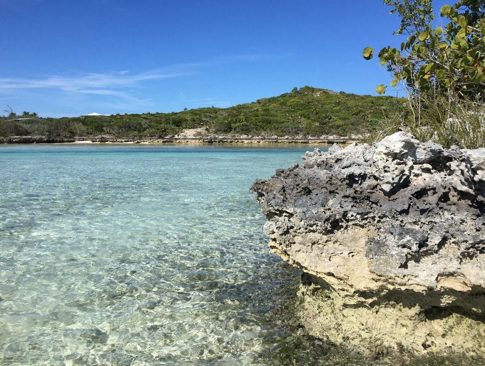 Adventure on Stocking Island Exuma  The Bahamas