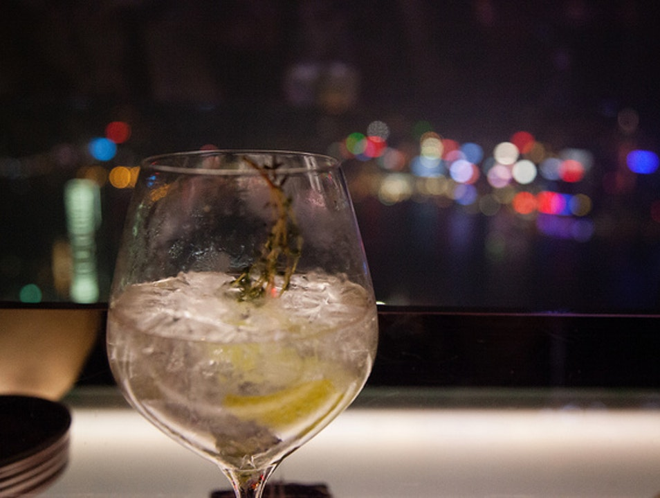 Drinks with a View