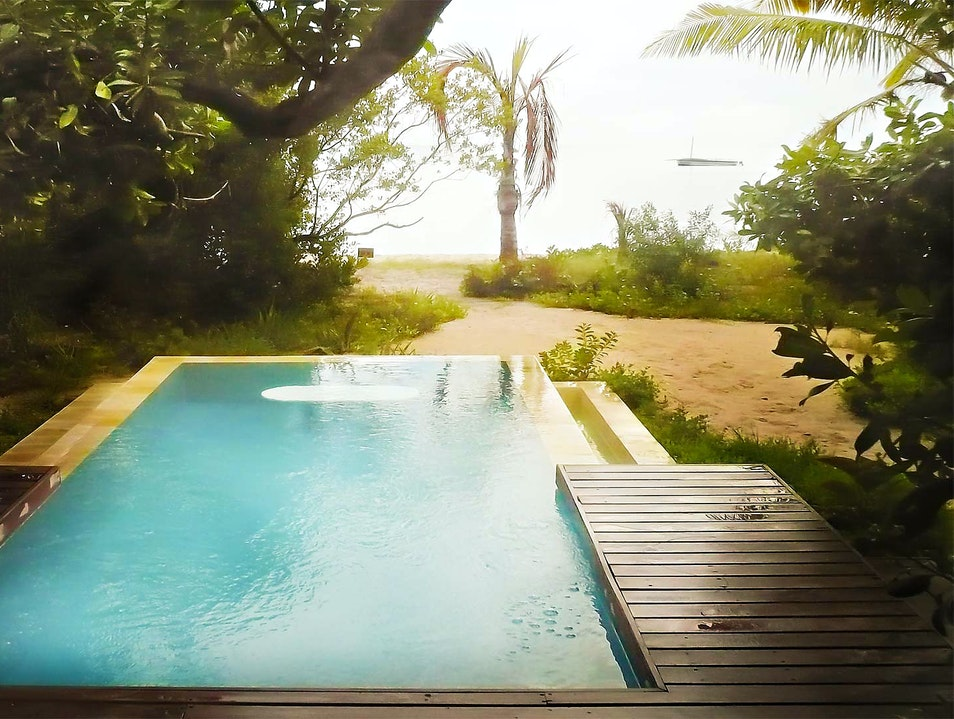 Beautiful stay in Mozambique