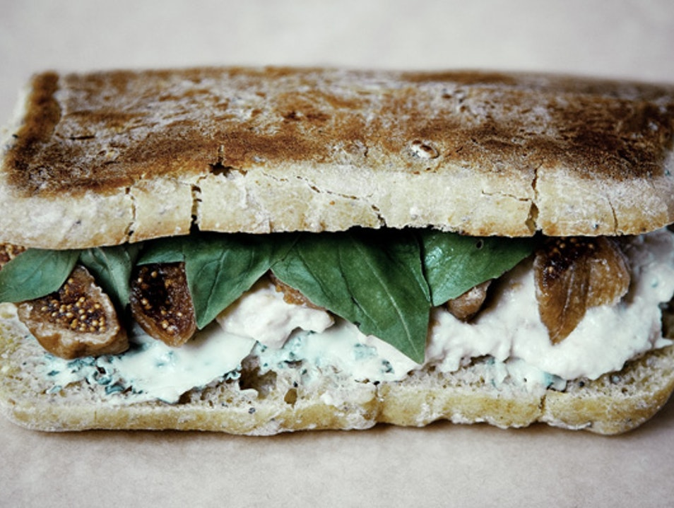 The Humble Panini Makes a Comeback in Paris