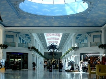 Landmark Shopping Mall Doha  Qatar