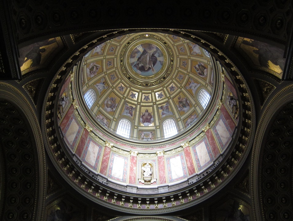 A Hand for St. Stephen's Basilica