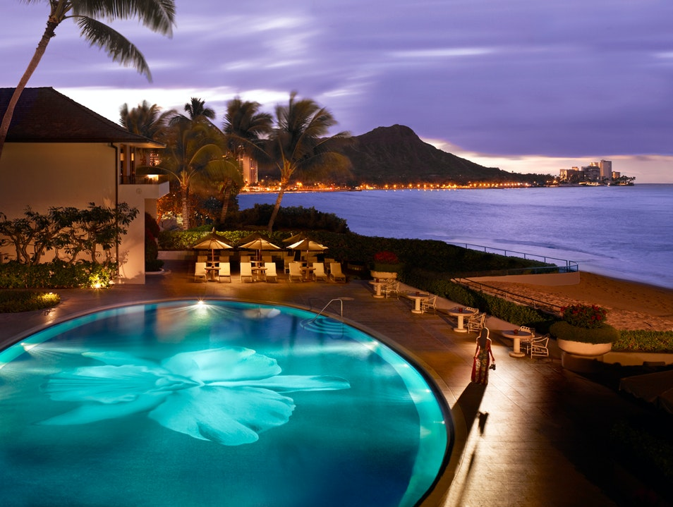 Oasis by the Sea Stay Honolulu Hawaii United States