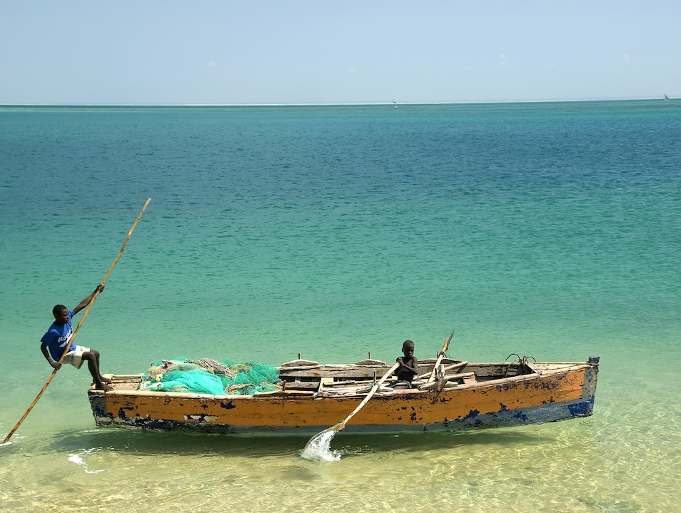 Tropical Paradise In Mozambique
