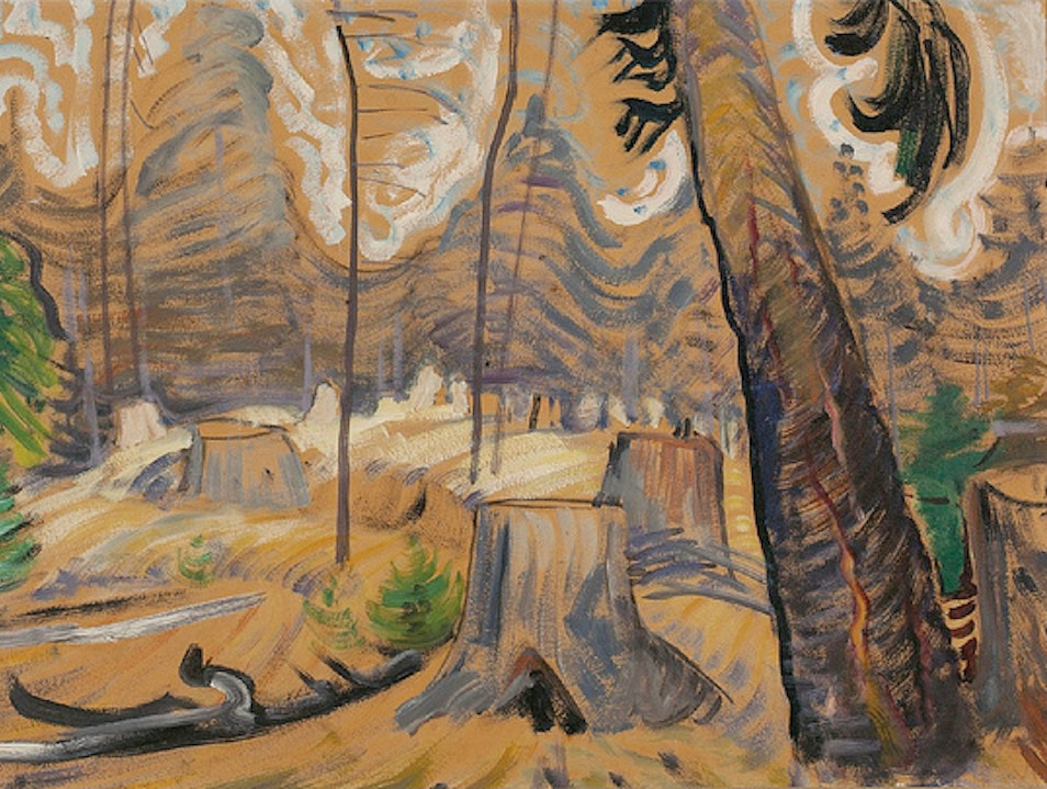 Explore the World of Emily Carr Victoria  Canada
