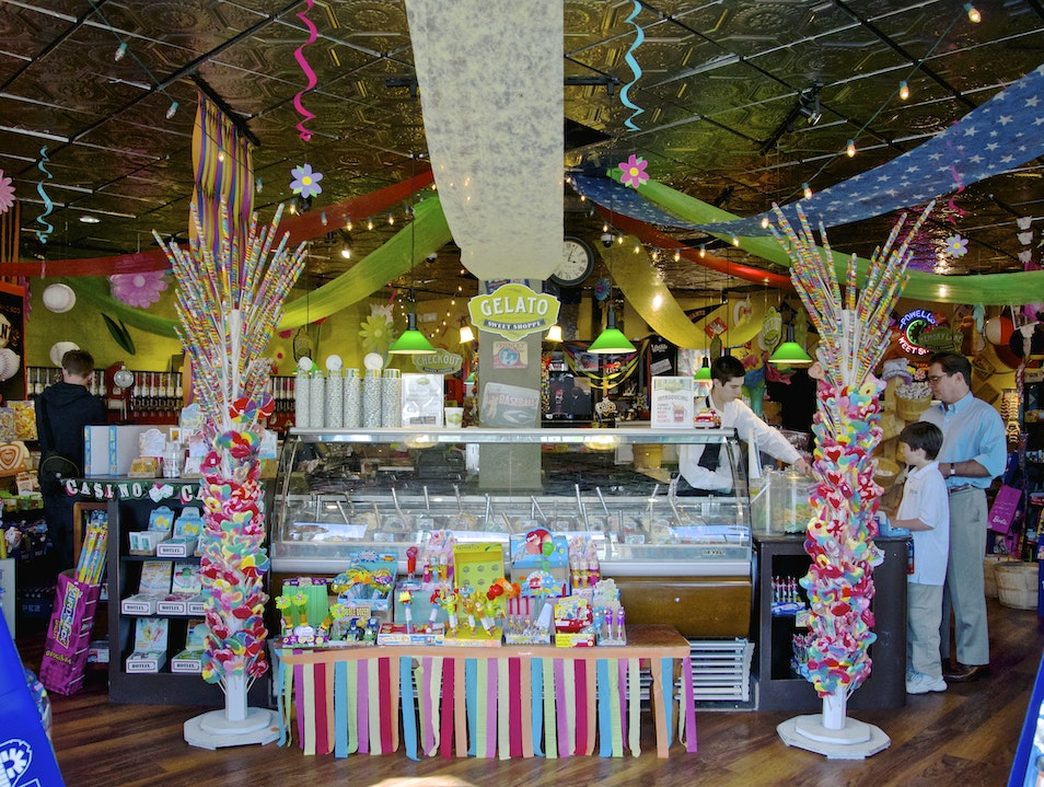 Candy Dreamland  Burlingame California United States