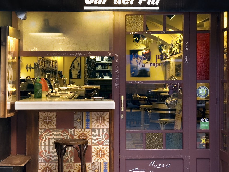 Bar del Pla: For Fabulous Tapas  Barcelona  Spain