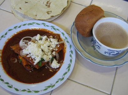 Comedor María Teresa Oaxaca  Mexico