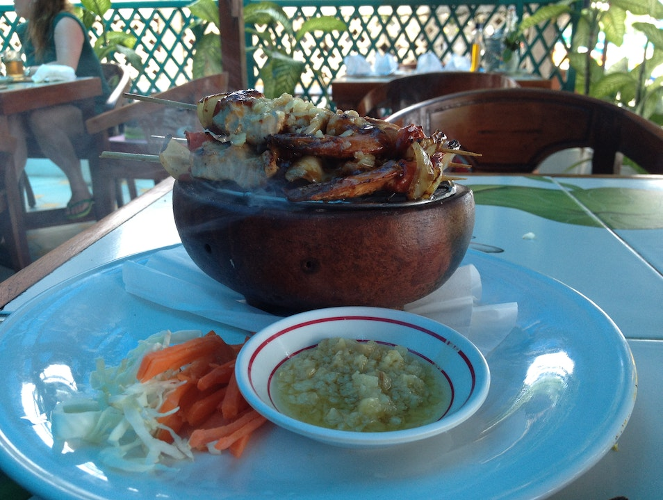 Excellent Italian On the Beach Lombok Bookings Network  Indonesia