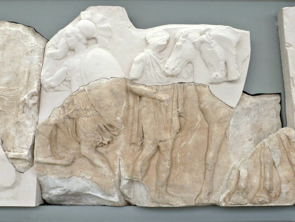 Take the time to discover the new Acropolis Museum