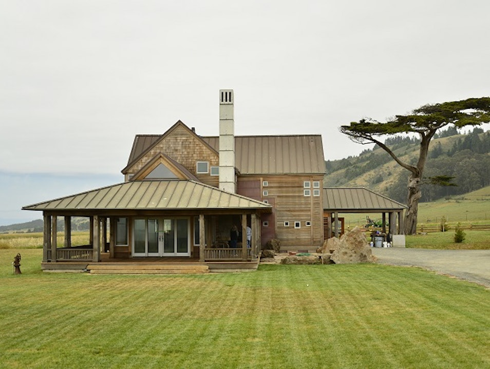 Brand New Inn Is Custom Detailed Throughout  Fort Bragg California United States