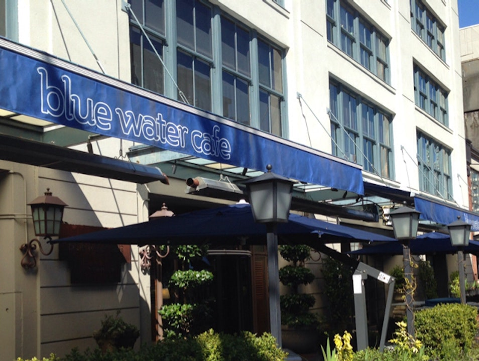 Blue Water Cafe: Vancouver's Favourite Place for Seafood Vancouver  Canada