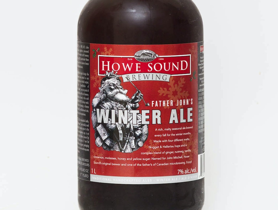 Howe Sound Brewing Squamish  Canada
