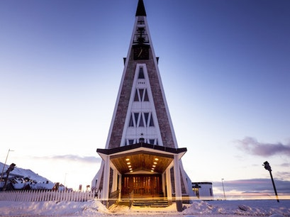 Hammerfest Church Hammerfest  Norway