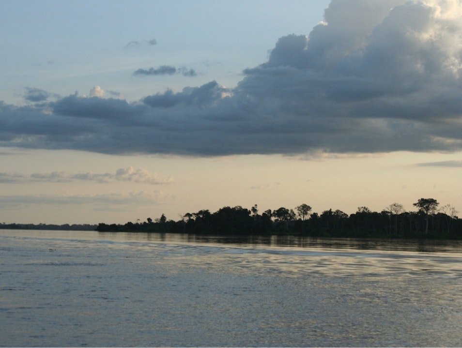 On the Congo River