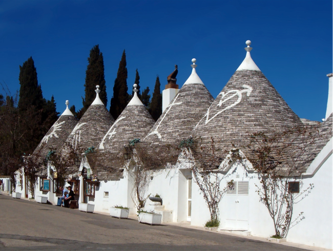 Spend the Night in a Traditional Puglian Trullo