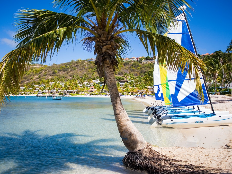 St. James Club & Villas St. Paul's  Antigua and Barbuda