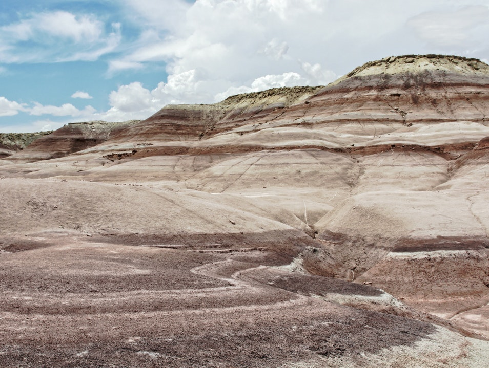 Explore a Martian Landscape in Southern Utah