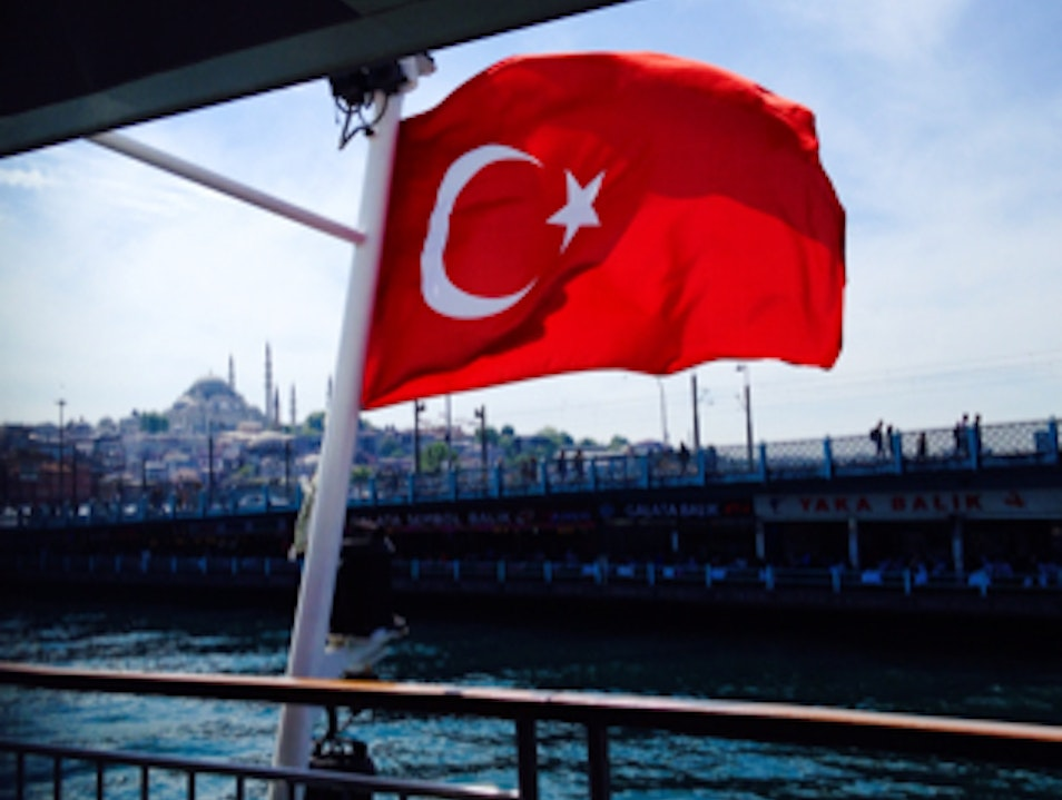Take the ferry!   Istanbul  Turkey