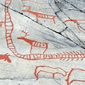 World Heritage Rock Art Centre - Alta Museum Alta  Norway