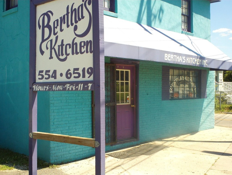 Bertha's Kitchen North Charleston South Carolina United States