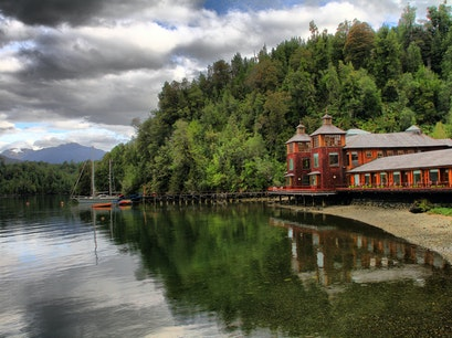 Puyuhuapi Lodge & Spa Cisnes  Chile