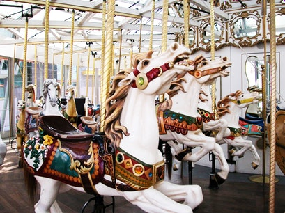 LeRoy King Carousel San Francisco California United States