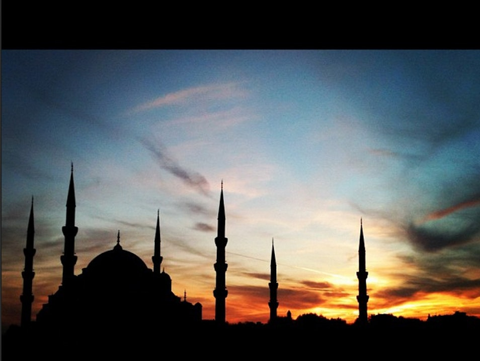 End the day on a high Istanbul  Turkey