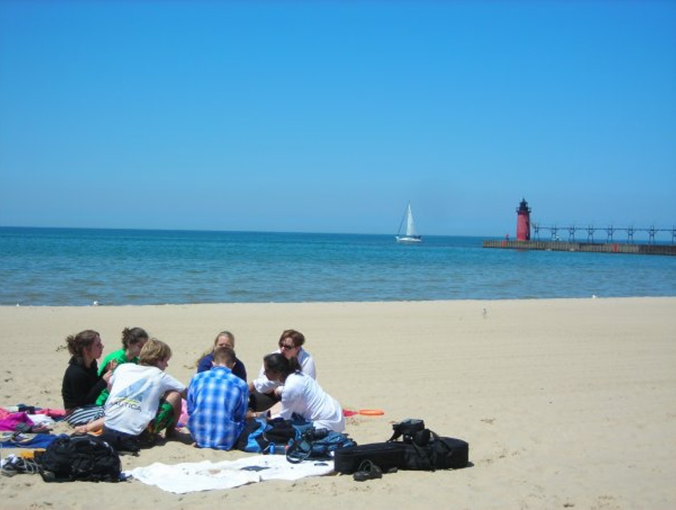 Rendezvous and Ritual South Haven Michigan United States