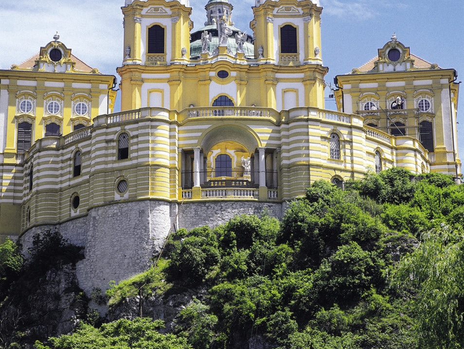 Melk's Baroque Abbey