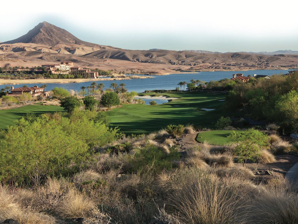 Golf Course Designed by 'The Golden Bear' Henderson Nevada United States