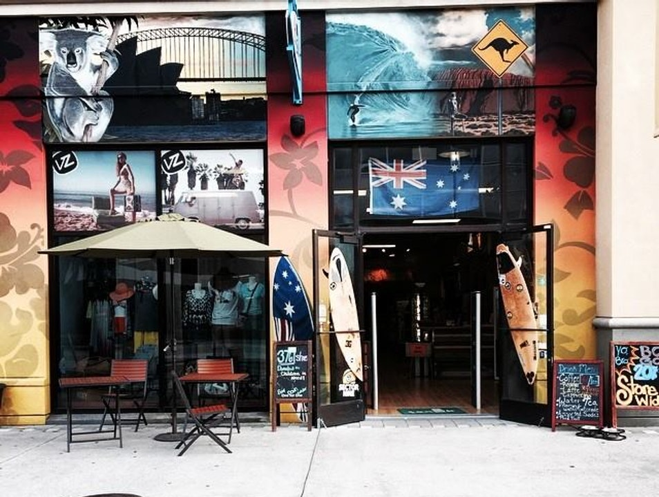 A Boutique With an Aussie Feel Tampa Florida United States
