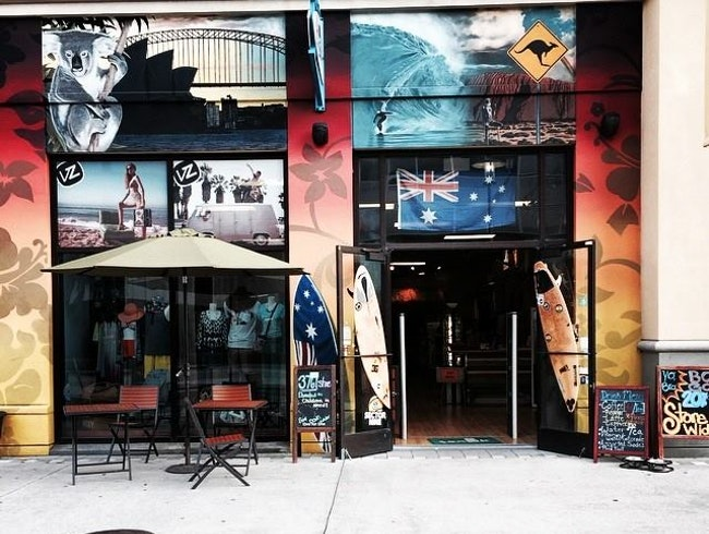 A Boutique With an Aussie Feel