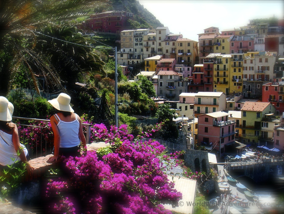 A Jewel in the Landscape Manarola  Italy