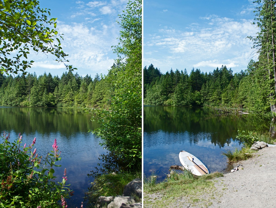 Whistler Road Trip Rest Stop: Murrin Provincial Park, British Columbia