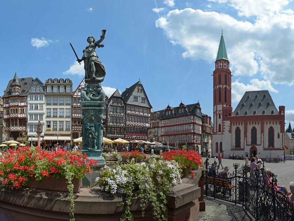 Exploring Frankfurt's Underrated Food and Culture Scene Frankfurt  Germany