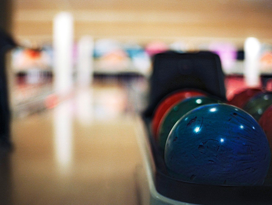 Knock Over a Few Pins