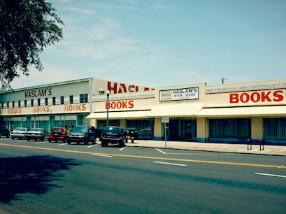 Haslam's Book Store Inc St. Petersburg Florida United States