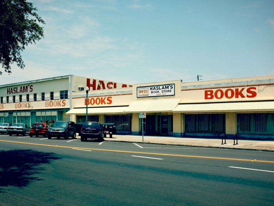 The Old Florida Book Store