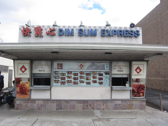 Shack Up with Dim Sum Express