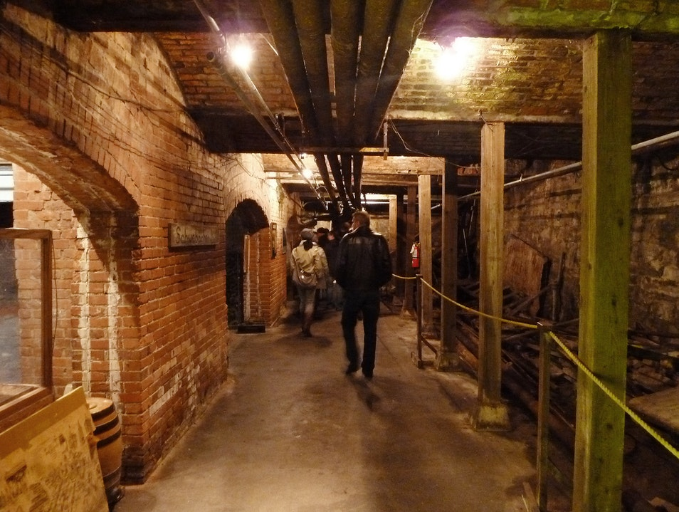 Urban Spelunking with Seattle's Underground Tour Seattle Washington United States