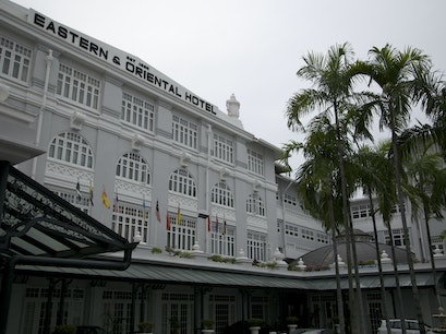 Eastern and Oriental George Town  Malaysia