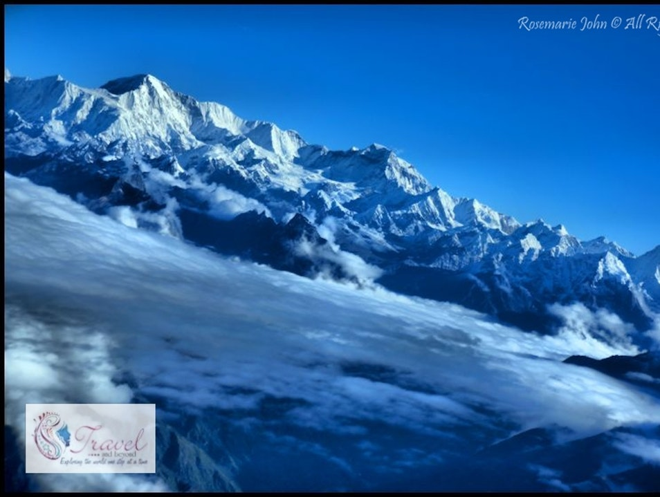 Everest Mountain Flight – For the Adventurer in You