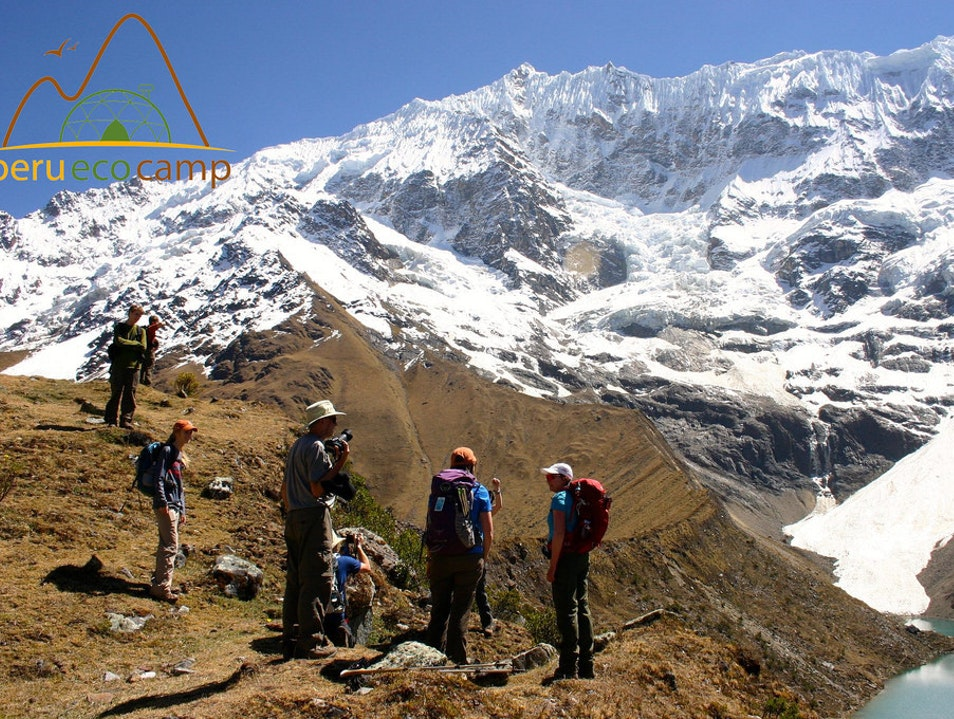Luxury Salkantay Trek with Peru EcoCamp   Earth