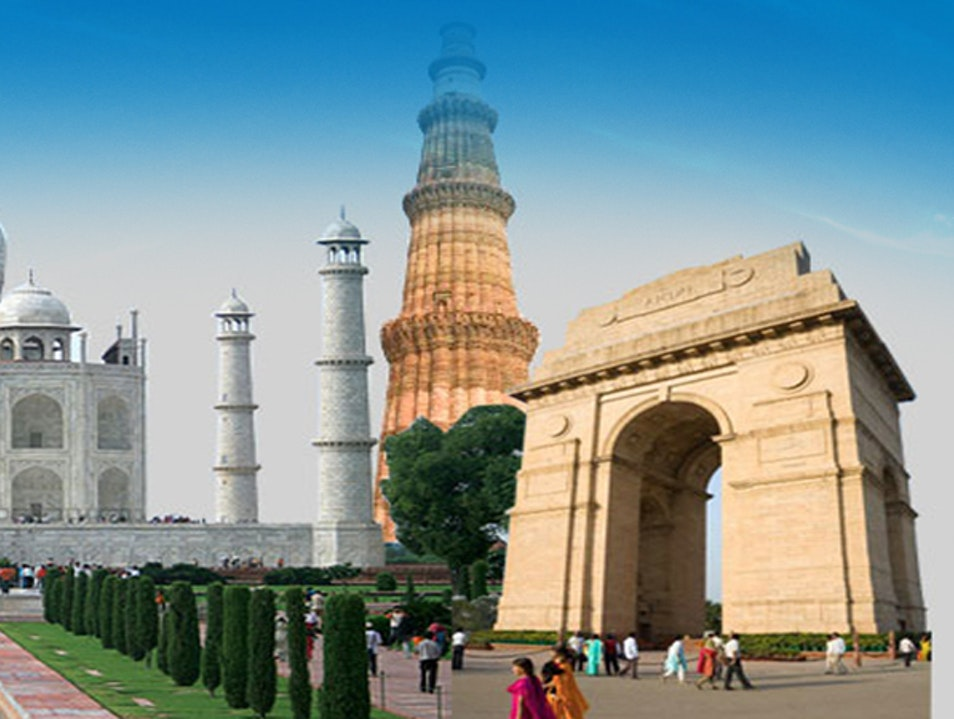 Golden Triangle Tour Packages - Ultimate Luxury Trip to India Agra  India